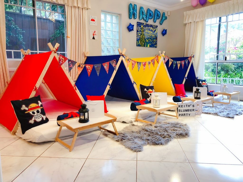 One Piece Theme by Angels Teepees Sydney