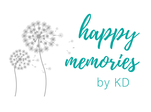 Happy Memories by KD logo